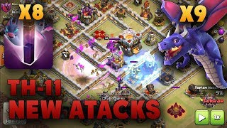 ( TH11 ) YENİ SALDIRI STRATEJİSİ Clash of Clans 2019