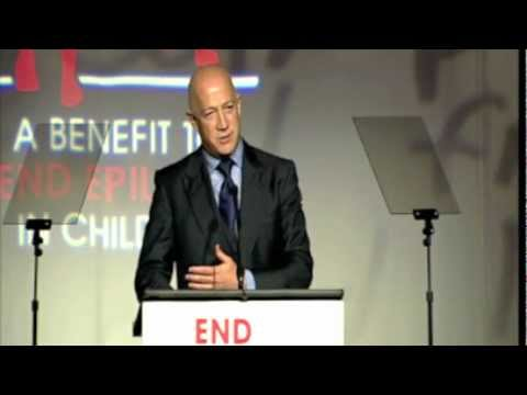 Bryan Lourd Introduces Lorenzo di Bonaventura - Care and Cure 2012