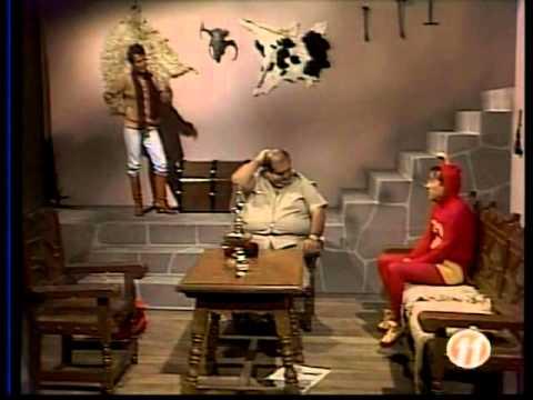 El Chapulín Colorado - Al hombre lobo le hacen daño las Caperucitas Verdes (1982)