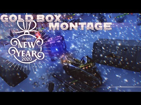 Tanki Online - New Year 2019 Gold Box Montage #1