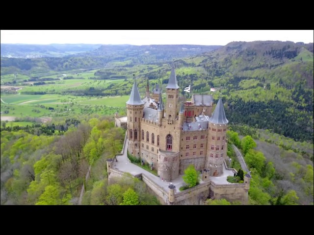 German Fairy Tale - Hohenzollern Castle
