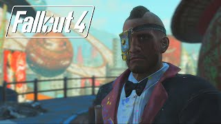 Fallout 4 Porter Gage Gay Romance Complete All Scenes Nuka-World