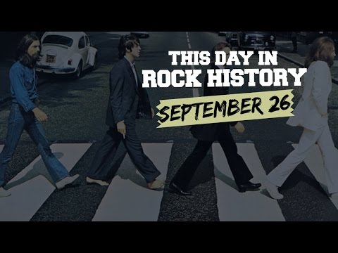 The Beatles Say Goodbye, AC/DC Breaks Balls  - September 26 in Rock History