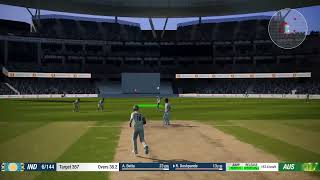 Cricket 19 - Career - Test Series Match 1 of 4 - Australia vs India LIVE from the SCG