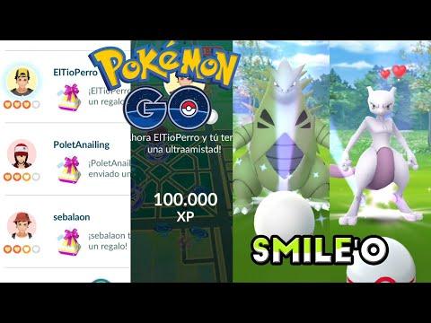 300.000 de XP - Capturo mi primer Mewtwo de buen IV - Pokemon Go thumbnail