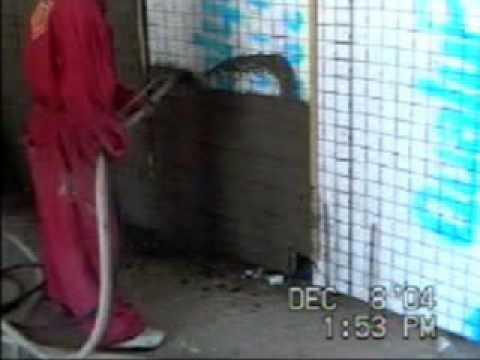 Mortero sobre panel poliestireno con malla electrosoldada for Mortero de cemento