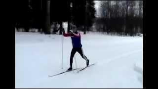 видео Виды лыжных ходов