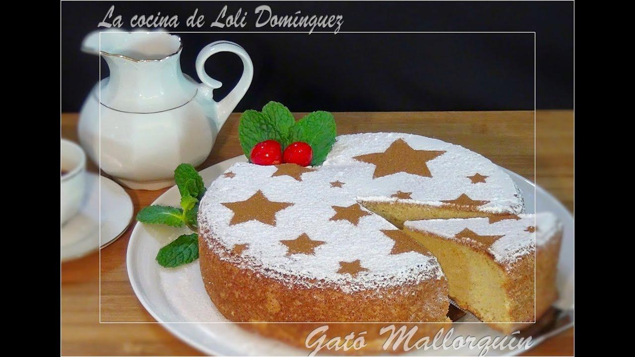Gat mallorqu n la cocina de loli dom nguez youtube for La cocina de lechuza postres