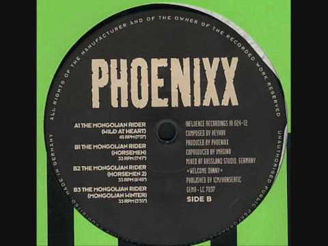 Phoenixx - The Mongolian Rider (Wild At Heart)
