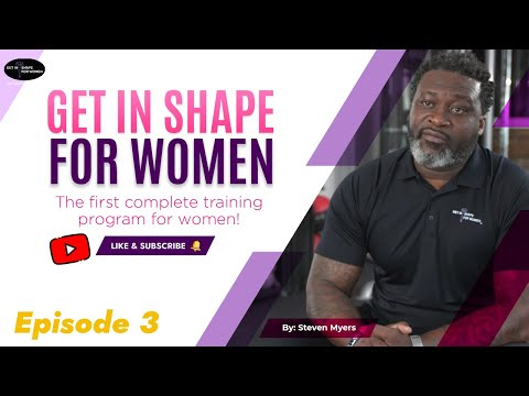 Get in shape for Women (Get in shape for woman staff facing)