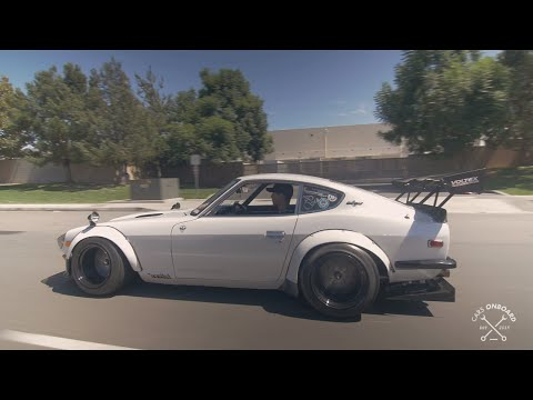 [SHORT FILM] DATSUN 240Z
