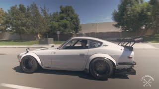[SHORT FILM] DATSUN 240Z