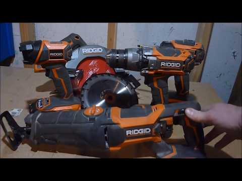 RIGID TOOL UPDATE AFTER LOTS OF USE