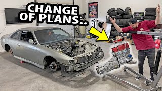 The plans for the S14 Kouki are finally revealed!!