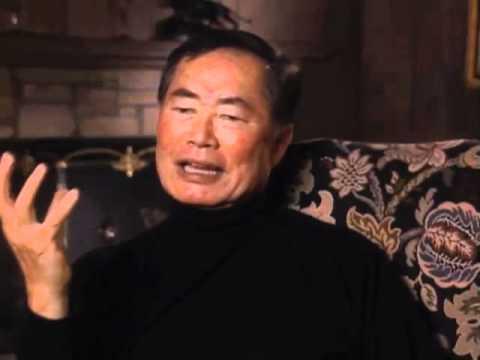 George Takei discusses William Shatner - EMMYTVLEGENDS.ORG