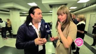Острый репортаж с Аллой Михеевой 'Шансон года 2013'