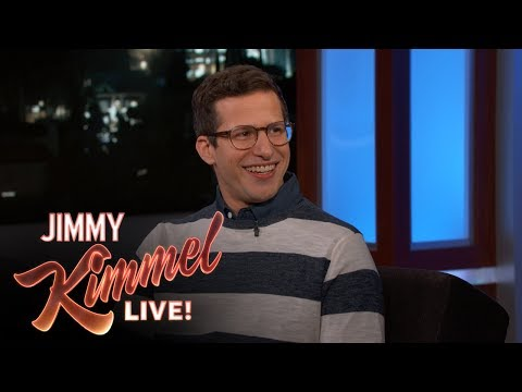 Thumbnail: Andy Samberg Reveals Why White Guys Shouldn't Have Dreadlocks