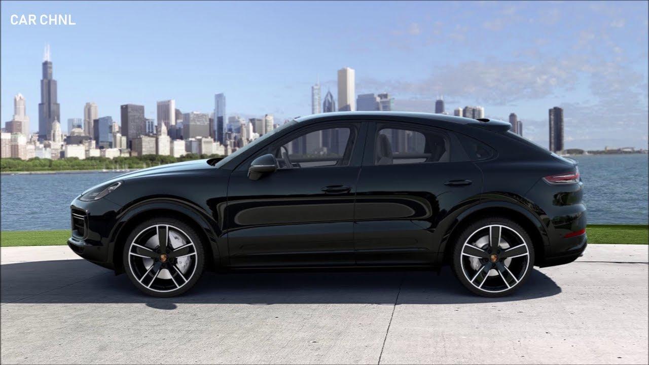 2020 Porsche Cayenne Coupe Design Colour Youtube
