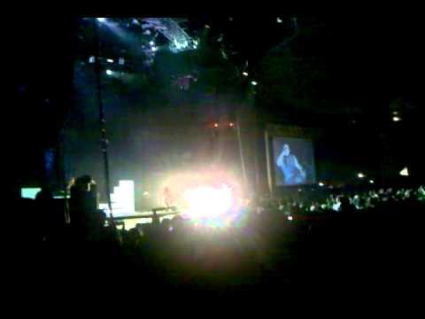 Disturbed / Asylum @ Rockstar Energy Uproar show Houston Tx 9-12-10