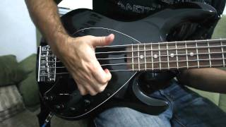 Sterling by Music Man - Ray 35