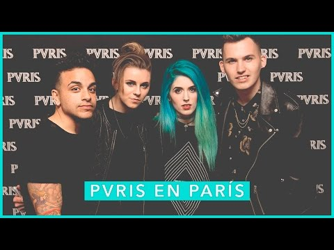 PVRIS EN PARIS   Mi viaje a París