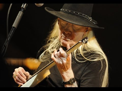 THE DEATH OF JOHNNY WINTER