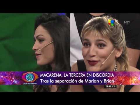 Marian Farjat se quebró al aire al hablar de su separación de Brian