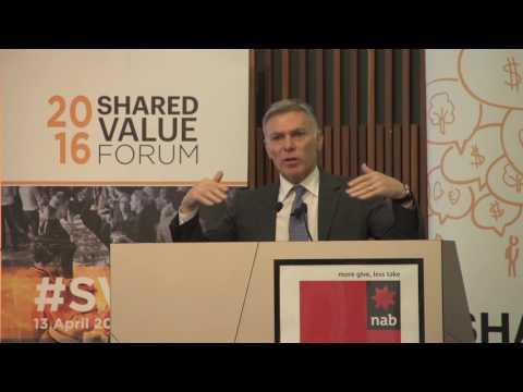 Adrian Gore Keynote - 2016 Shared Value Forum