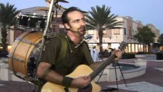 No Woman No Cry - Bob Marley COVER by The One Man Band, Marc Dobson