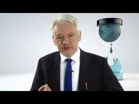 New York Times Interview with Julian Assange - 31.08.2016