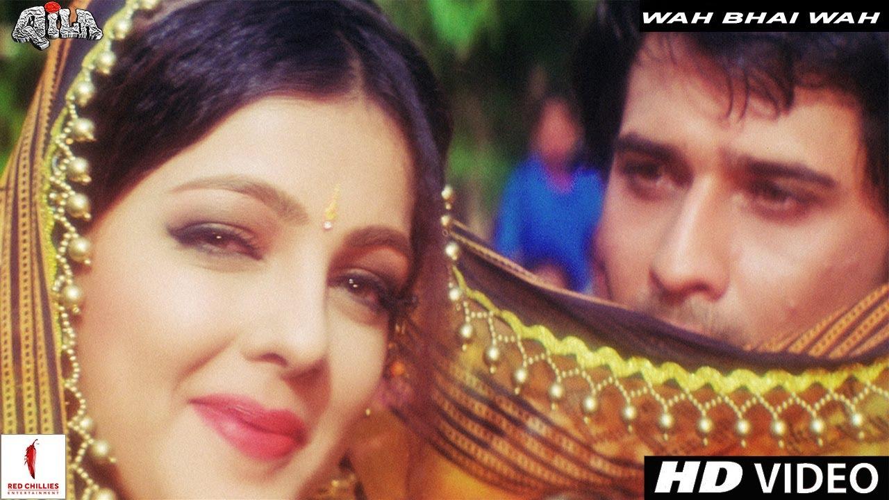 Download Wah Bhai Wah   Full Song HD   Qila   Rekha, Dilip Kumar, Mukul Dev, Mamta Kulkarni