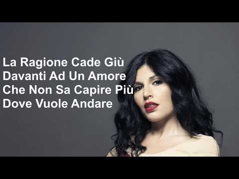 L'amore mi perseguita ( Lyrics Video di Ny le333) - Giusy Ferreri ft. Federico Zampaglione