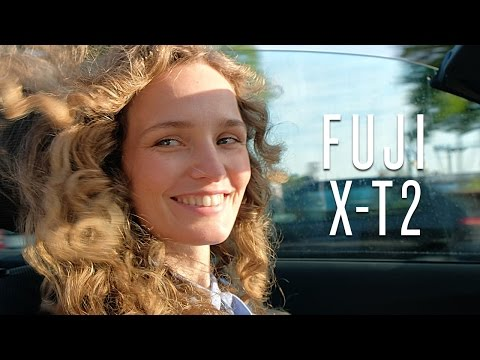Coming up: The Fuji X-T2