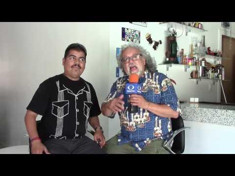 Felix y Julio hablan de las estaciones de radio en Mexicali- 3 grupero- canal 3 Televisa