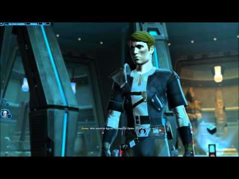 SWtOR Imperial Agent Story Cutscenes Pt. 33 [Chapter Three Ending / The Star Chamber / Light Side]