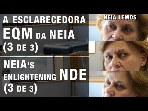 A esclarecedora EQM da NEIA 3de3 | NEIA's enlightening NDE 3of3