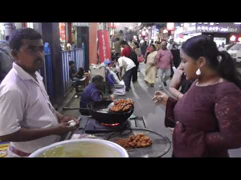 Street Food Kolkata New Market Area
