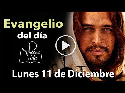 Evangelio de hoy - lunes 11 de Diciembre (Padre Carlos Yepes)