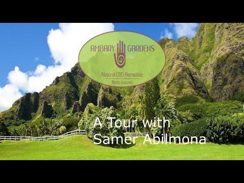 A tour of Ambary Gardens