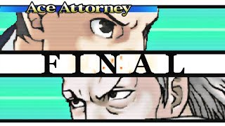 THE FINAL BATTLE - Let's Play - Phoenix Wright: Ace Attorney - 16