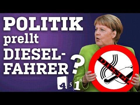 DIESELSKANDAL – Versagt die Politik? | 451 Grad