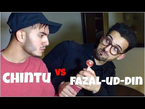 When CHINTU Met FAZAL-UD-DIN   Shahveer Jafry
