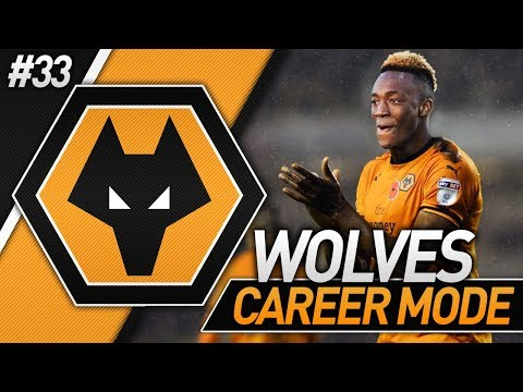 SIGNING A BEAST! FIFA 18 WOLVES CAREER MODE #33
