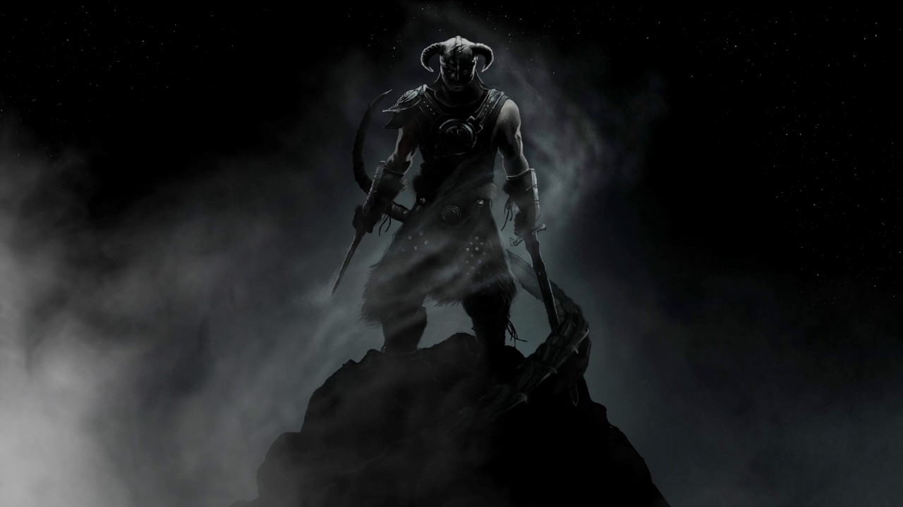 Wallpaper Engine Skyrim Bgm O Youtube