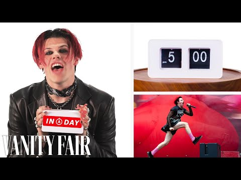 Everything YUNGBLUD Does In a Day On Tour | Vanity Fair