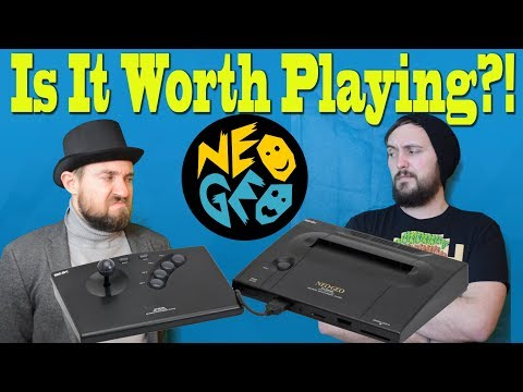 Is The Neo Geo Worth Playing - Retrospective