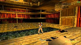 Tomb Raider II - Level 4 - Opera House