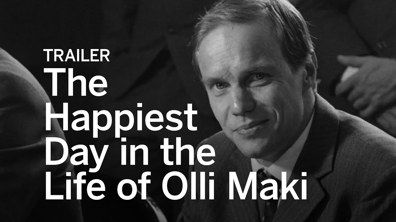 THE HAPPIEST DAY IN THE LIFE OF OLLI MÄKI Trailer | Festival 2016