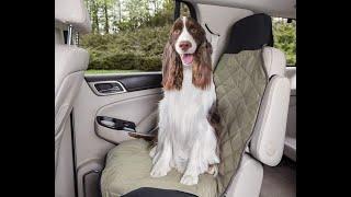 Чехол для перевозки собак в автомобиле на переднее сиденье Solvit Sta-Put