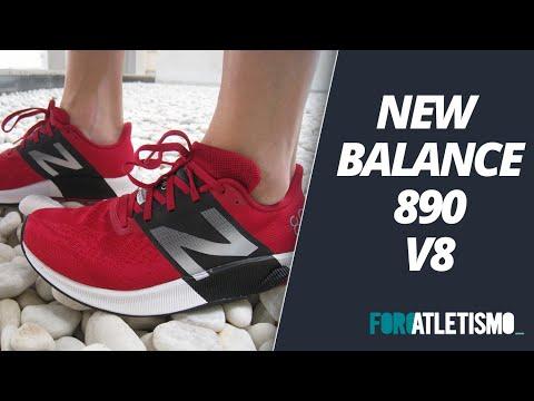 campo taburete Fantástico  New Balance FuelCell 890 v8 - Análisis y opiniones en Foroatletismo.com